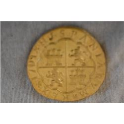 PIRATES OF THE CARIBBEAN SCREEN USED TREASURE COIN HAND PICKED CHERRY 1