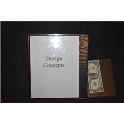 ZZ-CLEARANCE ALIEN CREATURE DEMON MUTANT CONCEPT DESIGNS BTS PHOTO BOOK
