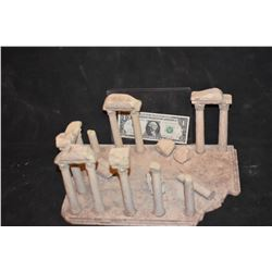 ZZ-CLEARANCE GHOSTBUSTERS 2? MINIATURE ANCIENT GREEK ROMAN RUINS FROM CRANT MCCUNE ARCHIVES 3