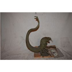 ZZ-CLEARANCE SLITHER ORIGINAL CONCEPT MAQUETTE SCULPTURE 2
