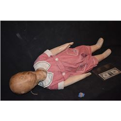 ANNABELLE CREATION SCREEN MATCHED DOLL FROM SEWING ROOM #2
