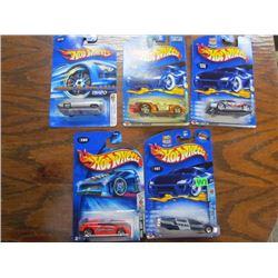 Hotwheels Lot 48