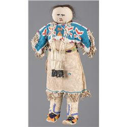 Large Sioux Doll