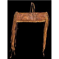 Blackfoot Parfleche Cylinder