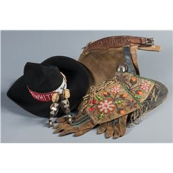 Grace White Cowgirl Collection
