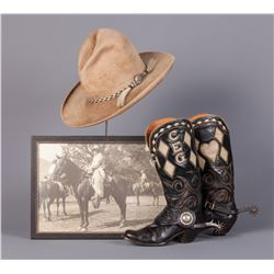 Charlotte Grove Cowgirl Collection