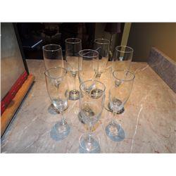 8 Wine Glasses $5 to $20