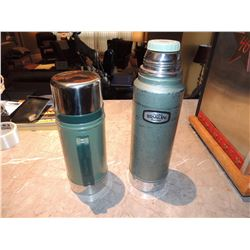 2 Stanley Thermos $10 to $20