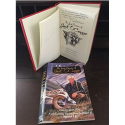 Classic Sheep Hunting Package, signed O'Connor book, Pre-64 Winchester M70 .270 and jacket.