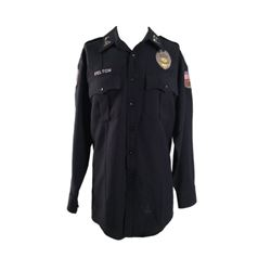 Virtuosity LAPD Shirt Movie Costumes