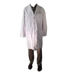 Underworld: Awakening Antigen Scientist Movie Costumes