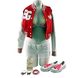 School Dance Jasmine (Jasmine Sanders) Movie Costumes