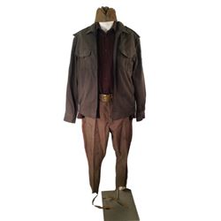 Resident Evil 5 Russian Gunner #1 Driver (Danny Lima) Movie Costumes