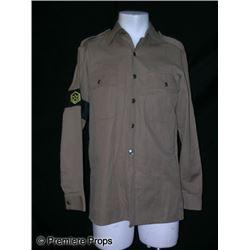Michael Jackson Worn Military Shirt