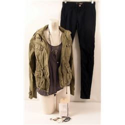 The Marine Homefront Lilly Carter (Ashley Bell) Movie Costumes