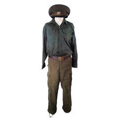 Resident Evil: Retribution Stunt Performer Russian Movie Costumes