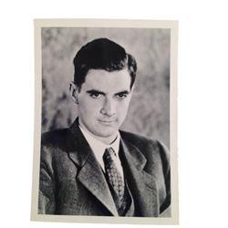 Howard Hughes Original Headshot Photo