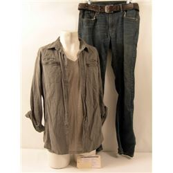 The Marine Homefront Sgt. Jake Carter (Mike 'The Miz' Mizanin) Movie Costumes