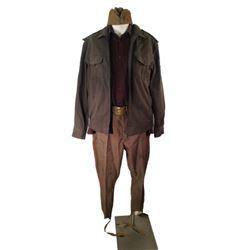 Resident Evil 5 Russian Gunner #1 Driver (Danny Lima) Movie Costumes