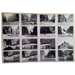 Valley of the Gwangi Ray Harryhausen Scouting Polaroids
