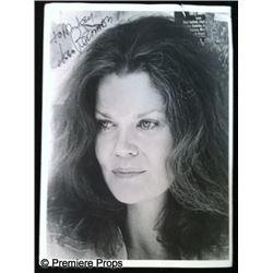 Eileen Brennan Signed Photo