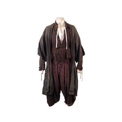Tulip Fever Willem (Jack O'Connell) Movie Costumes