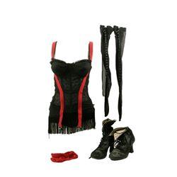 Nine (2009) Dancer Ilavria's Movie Costumes