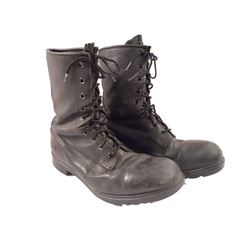 Falling Skies Colonel Weaver (Will Patton) Boots Movie Props
