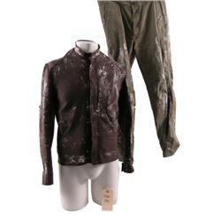 The Giver Jonas (Brenton Thwaites) Movie Costumes
