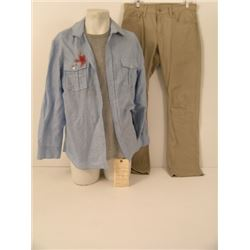 The Call Michael Foster (Michael Eklund) Movie Costumes