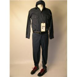 Scary Movie 5 Ira/Dancing Janitor (Usher) Movie Costumes