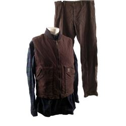 Prisoners Dover (Hugh Jackman) Hero Complete Costume Movie Costumes