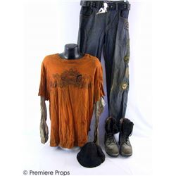 Resident Evil: Extinction Pock Mark (Geoff Meed) Movie Costumes
