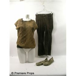Resident Evil: Afterlife Female Zombie Movie Costumes