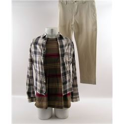 School Dance Jason Jackson (Bobb'e J. Thompson) Movie Costumes