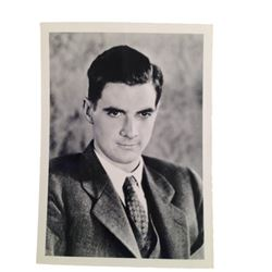 Howard Hughes Original Headshot Photo