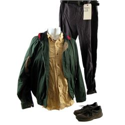 The Good Lie Mamere (Arnold Oceng) Movie Costumes