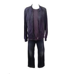 Sleepless Vincent Downs (Jamie Foxx) Movie Costumes