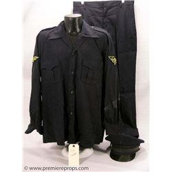 Ultraviolet Police Uniform Movie Costumes