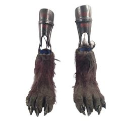 Underworld: Lycan Feet Movie Props