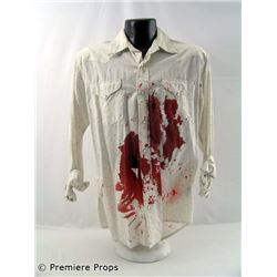 Down in the Valley Harlan (Ed Norton) Hero Bloody Shirt Movie Costumes