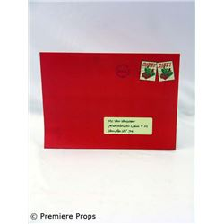 The Grinch Envelope Movie Props