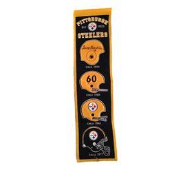 Father Figures Kyle (Owen Wilson) Steelers Banner Movie Props
