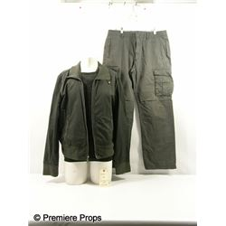 Takers Jesse (Chris Brown) Movie Costumes