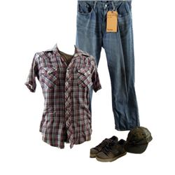 Jessabelle Preston (Mark Webber) Movie Costumes
