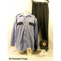 Takers A.J. (Hayden Christensen) Movie Costumes