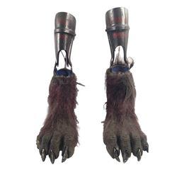 Underworld: Lycan Feet Movie Props