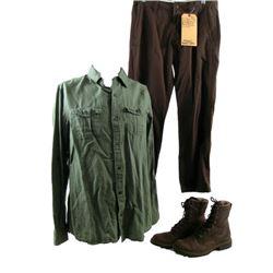 Jessabelle Moses (Vaughn Wilson) Movie Costumes