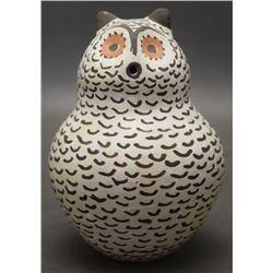 ACOMA POTTERY OWL