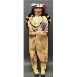 MALE  SKOOKUM DOLL